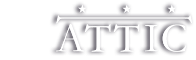 ATTIC DC Logo: Vintage Furniture Website Aggregation and Scraper Project