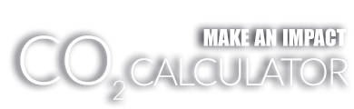 Carbon Calculator Logo: Online Modeling and Visualization Environmental Impact Tool