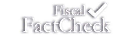 Fiscal Fact Check Logo: Presidential Campaign Policy Website