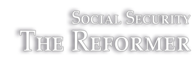 Social Security Reformer Logo: Online Visualization and Policy Modeling Tool for CRFB