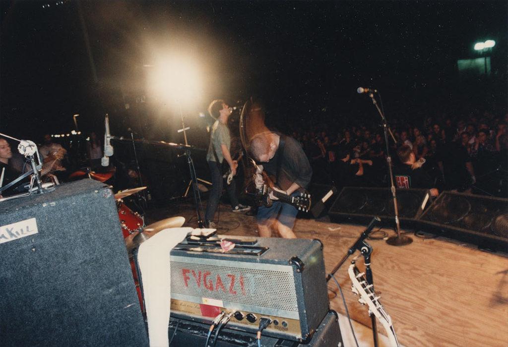 fugazi at phoenix center 1993