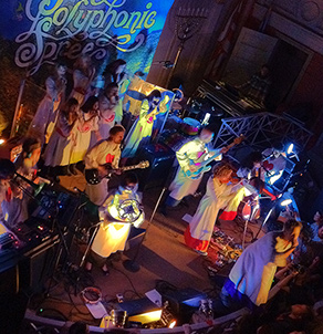 Polyphonic Spree, 2012, Washington DC